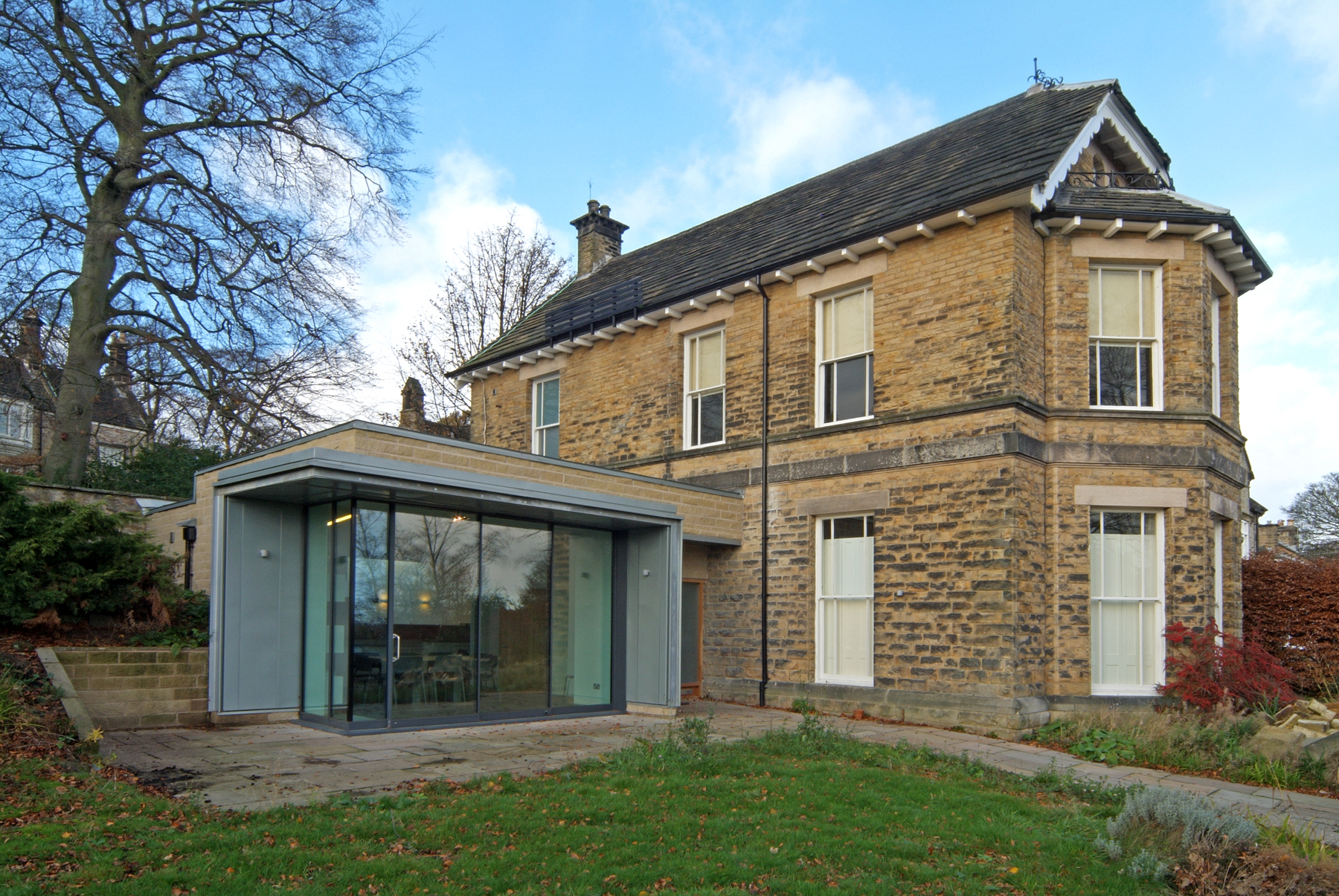 Extension And Alterations To A Grade 2 Listed House